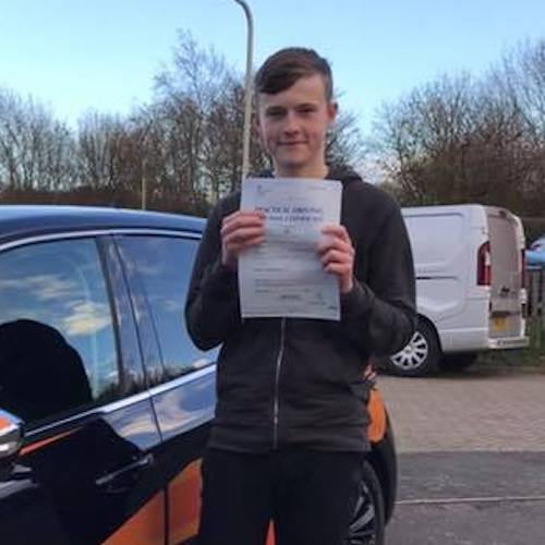 Tony Harding's Driving School - Hinckley's Best Driving School